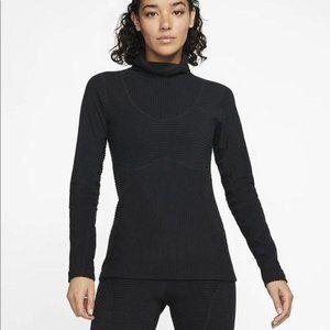 NWT Nike Pro shirt dri fit hyperwarm long sleeve